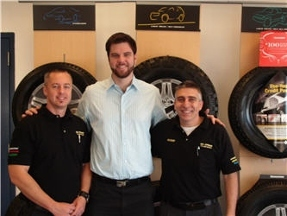 Chris Taylor USA Express Tire & Service