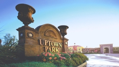 Uptown Park Shopping Center