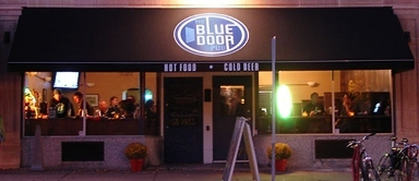 The Blue Door Pub
