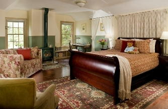 Chambered Nautilus Bed And Breakfast Inn