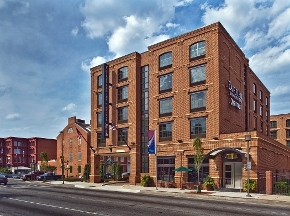 Fairfield Inn & Suites By Marriott Baltimore Inner Harbor