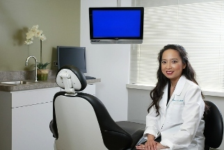 Pacific Coast Dentist Corinne Crowley DDS