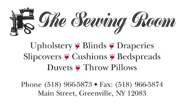 The Sewing Room - Greenville, NY