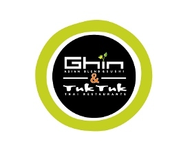 Ghin Asian Blend &amp; Sushi