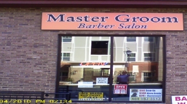 Master Groom Barber Salon