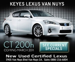Keyes Lexus