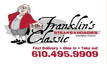 Franklin's Classic Steaks & Hg