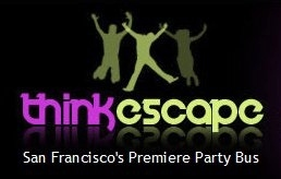 Think Escape San Francisco's Premier Party Bus