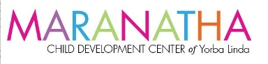 Maranatha Child Devmnt Ctr - Homestead Business Directory