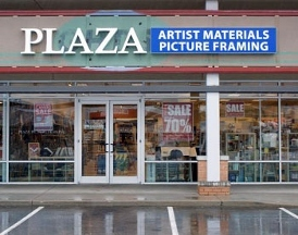 Plaza Artist Materials &amp; Picture Framing