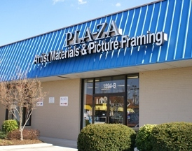 Plaza Artist Materials Amp Picture Framing In Rockville Md