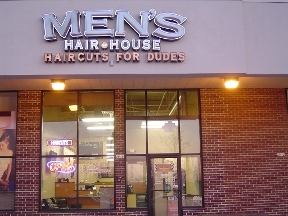 Men's Hair House