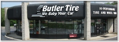 Butler Tires And Wheels Austell