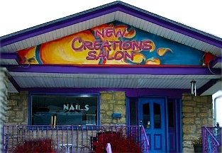 New Creations Salon