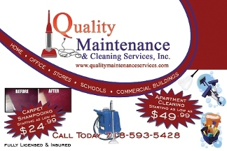 Quality Maintenance & Cleaning Services, Inc.