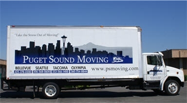 Puget Sound Moving Seattle