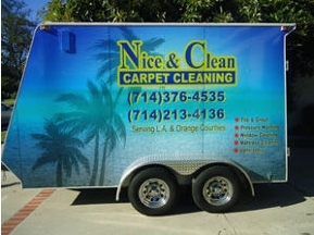 Nice & Clean Carpet Cleaning