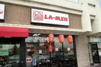 La-Men Authentic Japanese Ramen