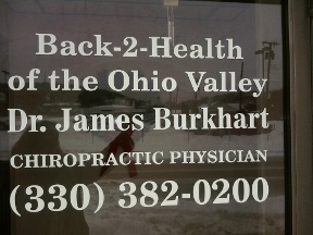 Back 2 Health of Ohio Valley INC - East Liverpool, OH