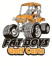 Fat Boys Golf Cart