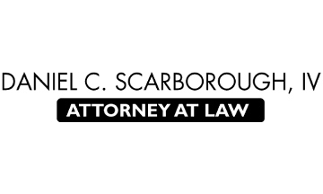 Daniel C Scarborough Iv Attorney