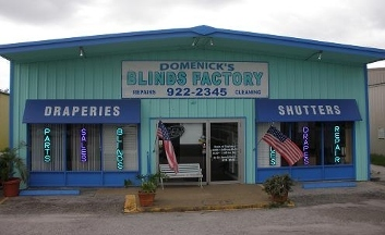 Domenick's Blinds & Decor - Sarasota, FL