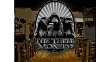 The Three Monkeys Bar Image