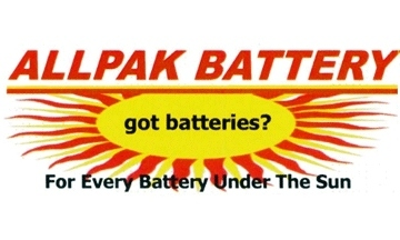 Allpak Battery