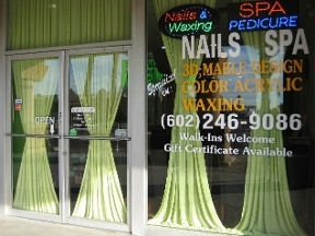 Queen Nail &amp; Spa