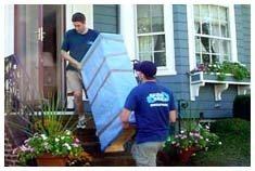 Coastal Moving INC