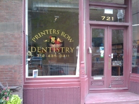 Printers Row Dentistry