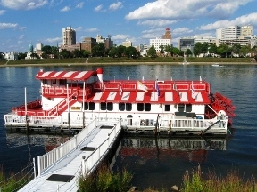 Pride of The Susquehanna Riverboat - Harrisburg, PA
