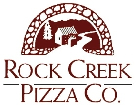 Rock Creek Pizza Co.
