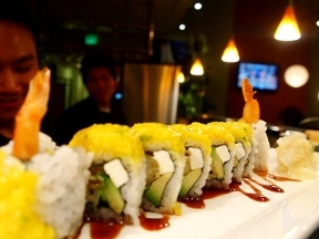 Blue Fish Sushi Bar And Asian Cuisine