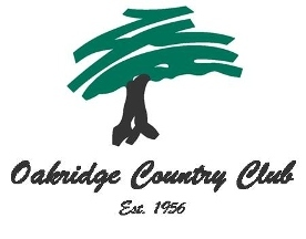Oakridge Country Club - Farmington, UT