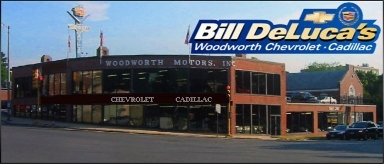 Bill Deluca's Woodworth Chevrolet Cadillac - Andover, MA