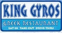 King Gyros Greek Restaurant