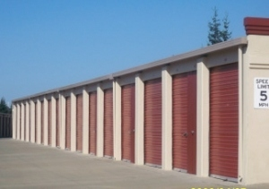 Industrial Self Storage