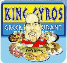 King Gyros Greek Restaurant - Columbus, OH