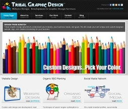 Tribal Graphic Design