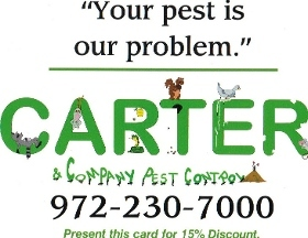 Carter & Co Pest Control