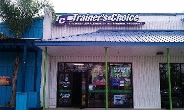 Trainer's Choice Vitamins, Supplements, And Nutritional Products