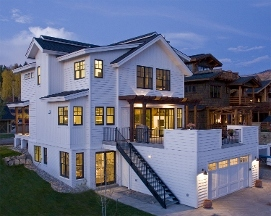 Kelly & Stone Architects - Steamboat Springs, CO