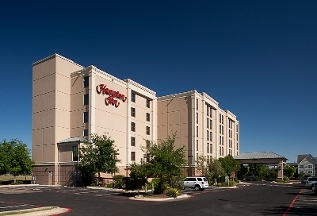 Hampton Inn Austin Round Rock