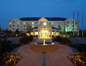 Hilton Garden Inn-Auburn