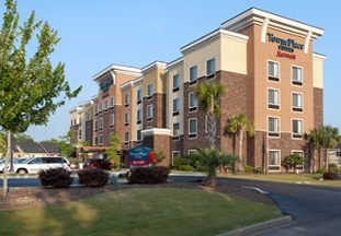 Towneplace Suites By Marriott Columbia Southeast/Fort Jackso