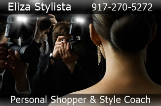 Eliza Stylista Personal Shopper and Style Coach