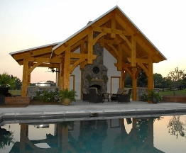 Homestead Timber Frames - Crab Orchard, TN