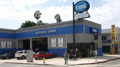 California Tire Co