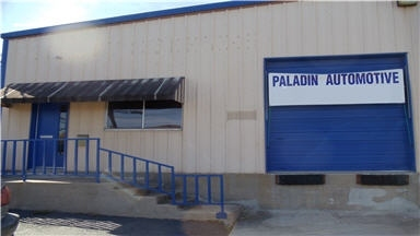 Paladin Automotive - Advanced Automotive Solutions